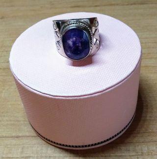 anillo de plata original