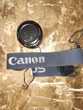 Objetivo canon 35-105 y correa