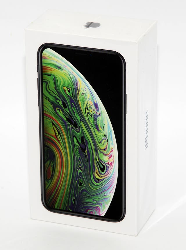 IPHONE XS 256GB SPACE GRAY PRECINTADO