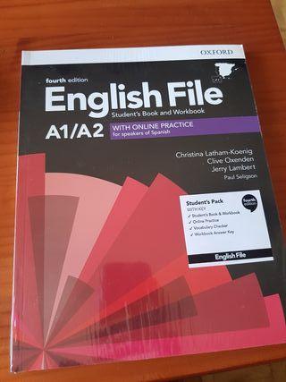 English file A1/A2