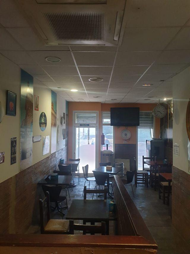 TRASPASO RESTAURANTE / CAFETERIA zona ARAGON