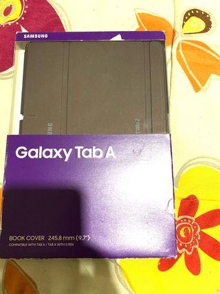 Book cover Samsung Galaxy Tab A.