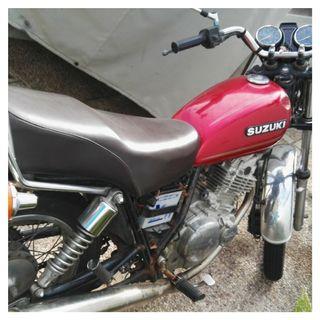 Suzuki GN 250cc