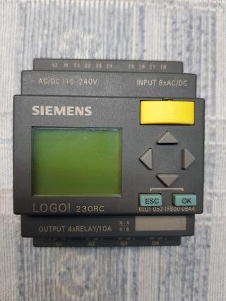 Logo Siemens autómata OBA4 230V