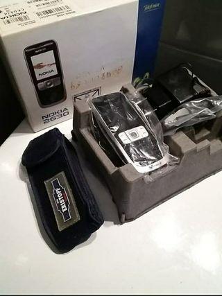 teléfono móvil Nokia.