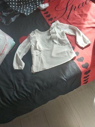 blusa niña de vestir llevada para 1boda