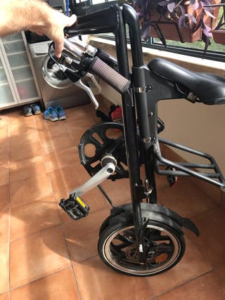 Bicicleta plegable Strida Bike