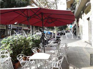 Traspaso Restaurante C3 con terraza Eixample Izq