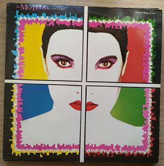 disco de vinilo The Motels Todos para uno