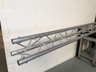 truss aluminio triang 3,60 mts