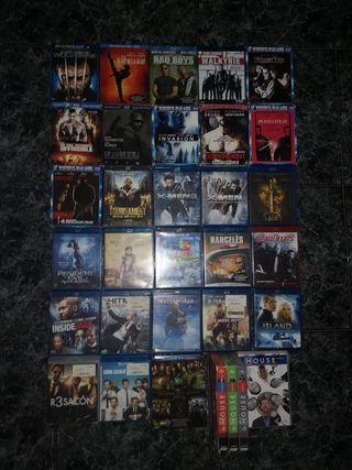 Blueray Big PACK Movies