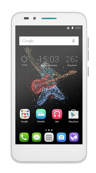 80025067-Alcatel Go Play One Touch 8Gb,Blue White