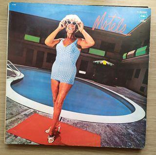 disco de vinilo The Motels