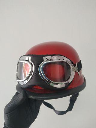 casco retro
