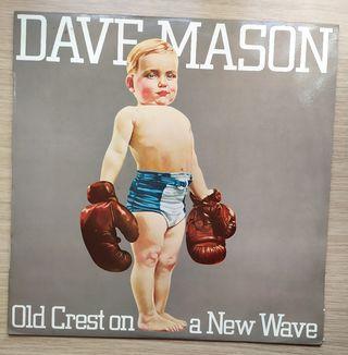 Disco de vinilo Dave Masón Old Crest on New Wave