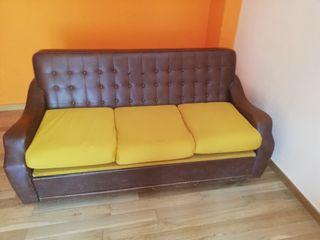 Sofa-Cama y Sillón estilo Chester