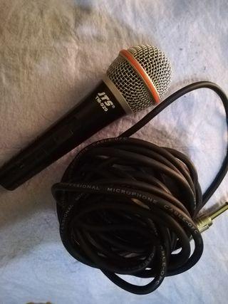 microfono jts