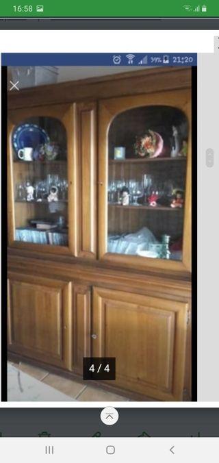 vitrina comedor