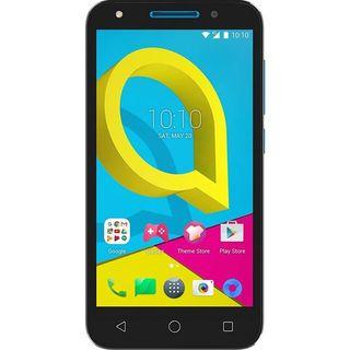 80050176-Alcatel U5 8Gb Dual Sim 4G, Sharp Blue