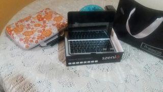 tablet teclado con funda de regalo nueva