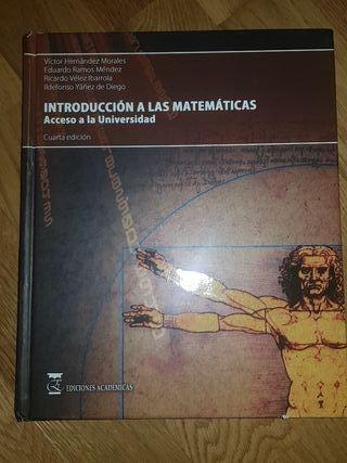 Libro acceso universidad