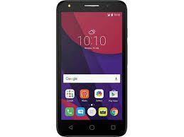 "80009130-Alcatel Pixi 4 5"" 8Gb Dual Sim,Black"