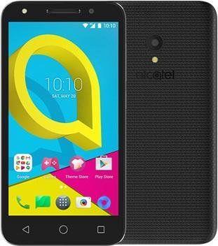 80045176-Alcatel U5 8Gb,Black Cocoa Gray
