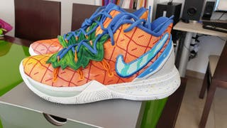 "Nike Kyrie 5 spongebob ""pineapple"" 8US/41EU"