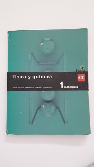 LIBRO DE FÍSICA Y QUIMICA 1° BACH