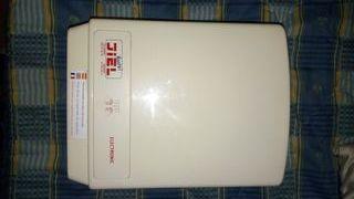 secador de manos con sensor autmatico para baño