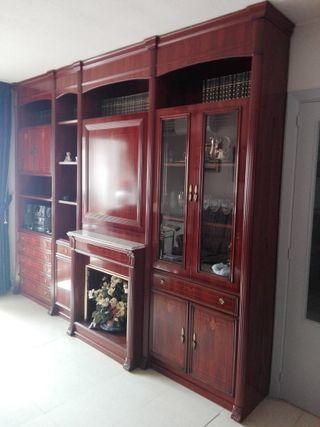 Mueble clásico de salón