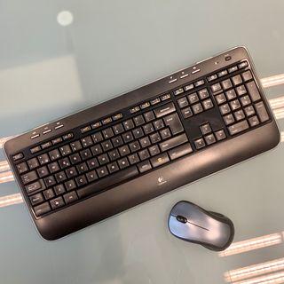 Teclat + Mouse Bluetooth LOGITECH