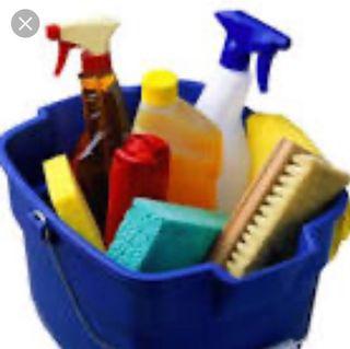 Busco feina x neteja de cases A Amposta