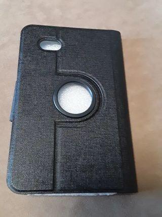 Funda galaxy tape 6200/3100 Book cocer 7