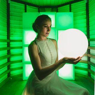 Mobiliario com luz (polietileno)