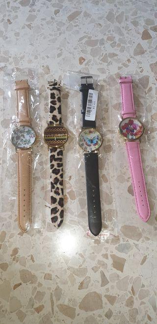 reloj mujer nuevos todos 5euros