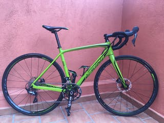 Merida scultura 6000 disco carbono y full ultegra