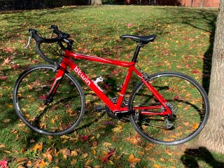 Bicicleta carretera Junior (BTWIN)