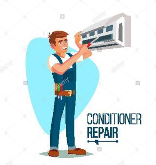 Instalación/Reparación Aire Acondicionado