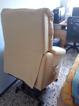 sillón individual electrico