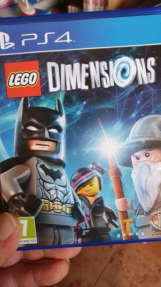 juego ps4 lego dimension