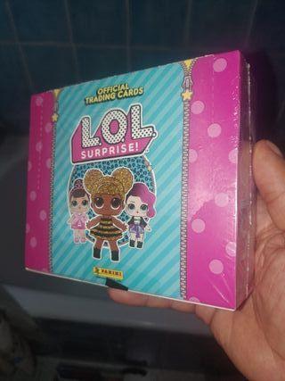 24 sobres de L.O.L. Surprise! oficial Racing cards