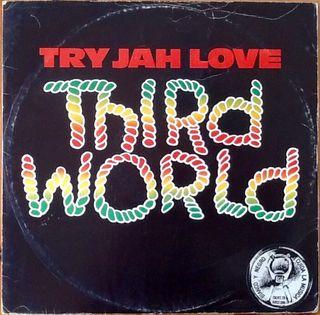 "THIRD WORLD ""TRY JAH LOVE"" maxi-12"""