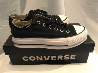 Converse All Star plataforma