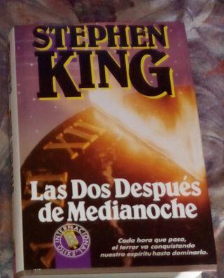 Libro. Novela de Stephen King, Las dos después de