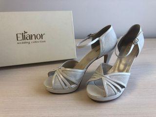 Zapato / sandalia de novia
