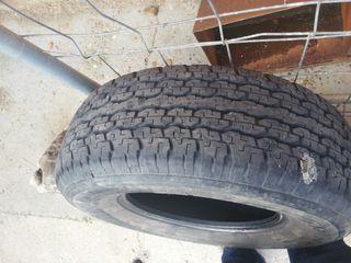 Rueda/ neumatico Bridgestone Dueler H/T 265 70R16