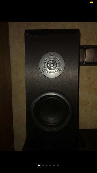 Altavoz NGS tube