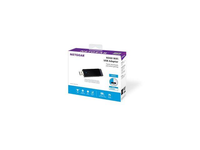 Adaptador wifi para ordenador NetGear N 300