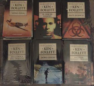 Biblioteca Ken Follet
